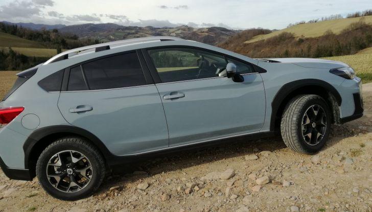 Nuovo Subaru XV 2018: prova su strada, opinione e prezzi - Foto 26 di 35