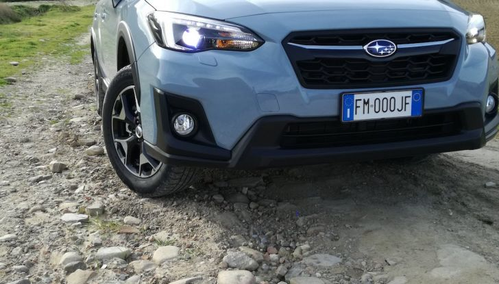 Nuovo Subaru XV 2018: prova su strada, opinione e prezzi - Foto 27 di 35