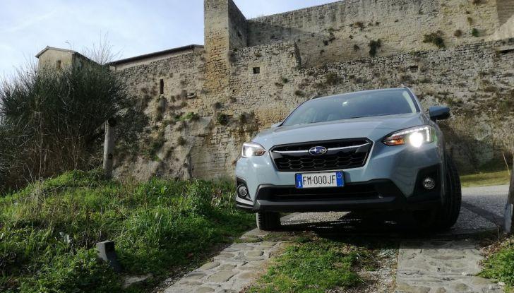 Nuovo Subaru XV 2018: prova su strada, opinione e prezzi - Foto 28 di 35