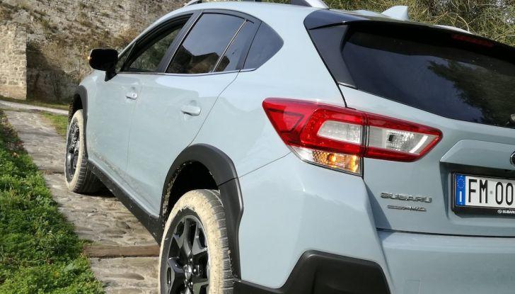 Nuovo Subaru XV 2018: prova su strada, opinione e prezzi - Foto 29 di 35