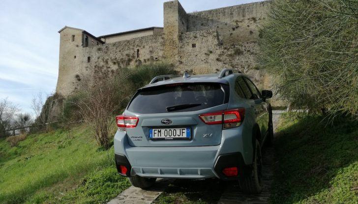 Nuovo Subaru XV 2018: prova su strada, opinione e prezzi - Foto 30 di 35