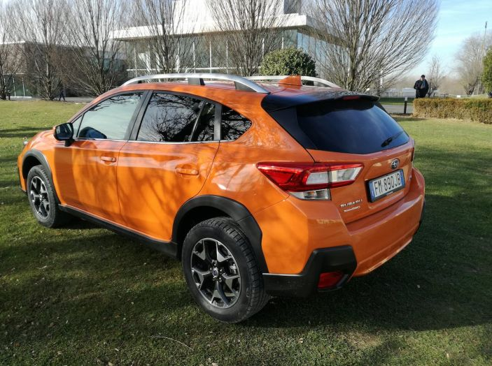 Nuovo Subaru XV 2018: prova su strada, opinione e prezzi - Foto 31 di 35