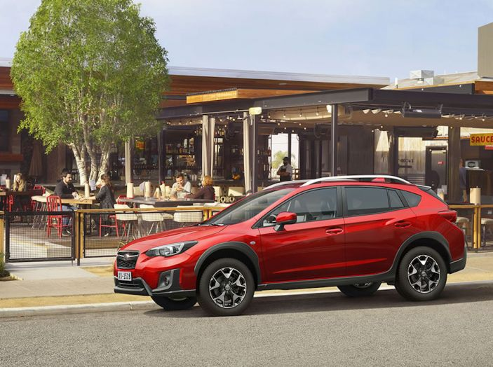 Nuovo Subaru XV 2018: prova su strada, opinione e prezzi - Foto 7 di 35