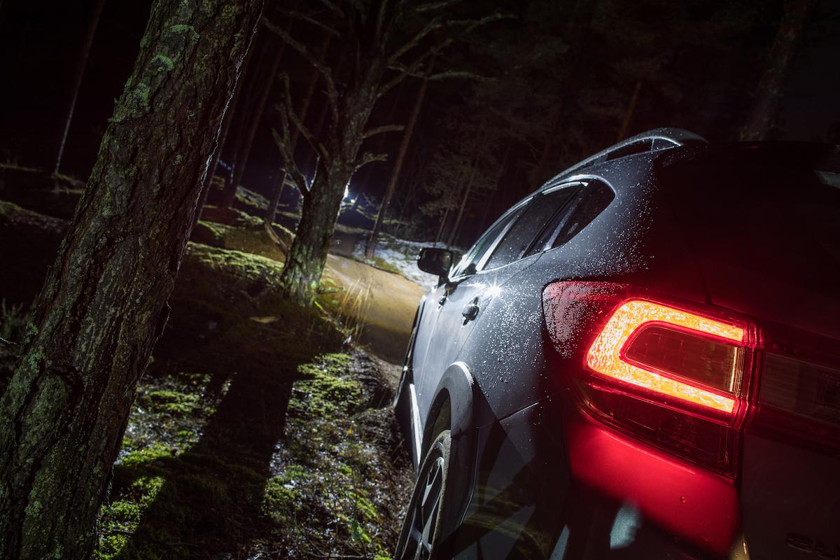 Subaru XV 2018, posteriore