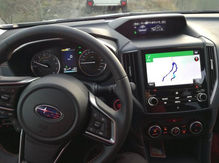 Nuovo Subaru XV 2018: prova su strada, opinione e prezzi - Foto 18 di 35