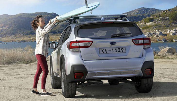 Nuovo Subaru XV 2018: prova su strada, opinione e prezzi - Foto 9 di 35