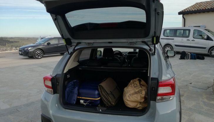 Nuovo Subaru XV 2018: prova su strada, opinione e prezzi - Foto 19 di 35