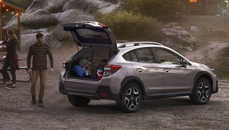 Nuovo Subaru XV 2018: prova su strada, opinione e prezzi - Foto 10 di 35