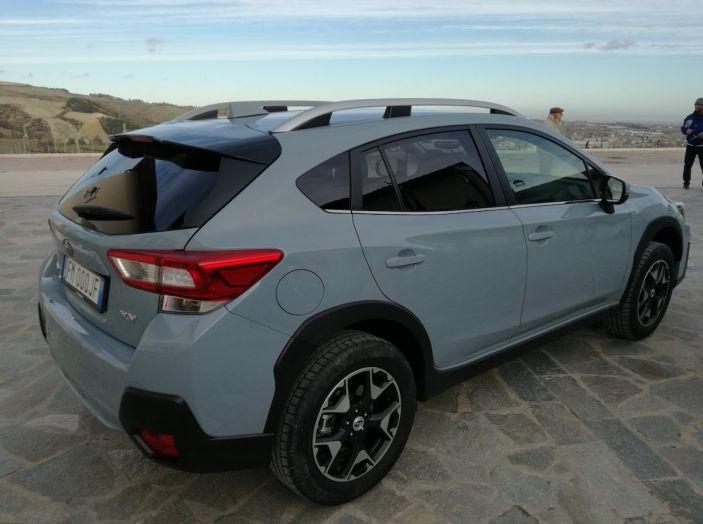Nuovo Subaru XV 2018: Prova su strada, opinione e prezzi - Foto 20 di 35