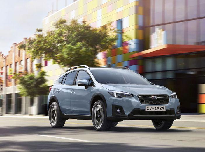 Nuovo Subaru XV 2018: Prova su strada, opinione e prezzi - Foto 11 di 35