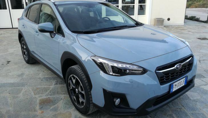 Nuovo Subaru XV 2018: prova su strada, opinione e prezzi - Foto 21 di 35