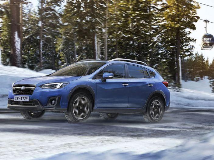 Nuovo Subaru XV 2018: prova su strada, opinione e prezzi - Foto 6 di 35