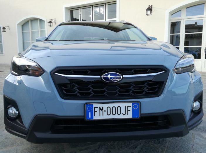Nuovo Subaru XV 2018: prova su strada, opinione e prezzi - Foto 22 di 35