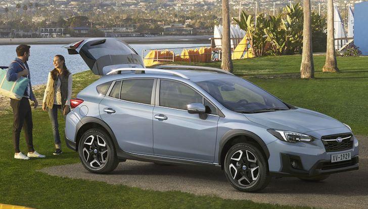 Nuovo Subaru XV 2018: prova su strada, opinione e prezzi - Foto 12 di 35