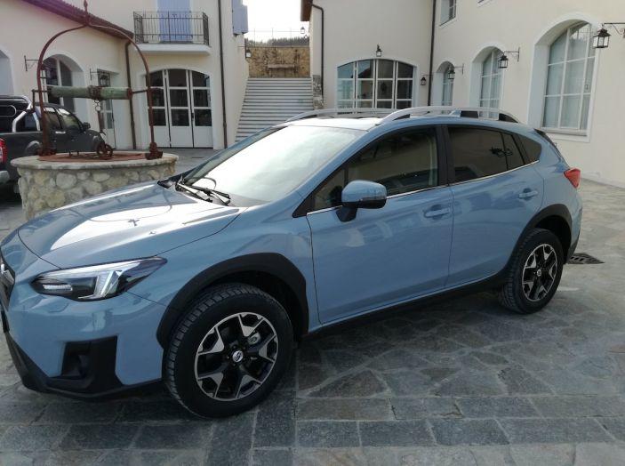Nuovo Subaru XV 2018: prova su strada, opinione e prezzi - Foto 23 di 35