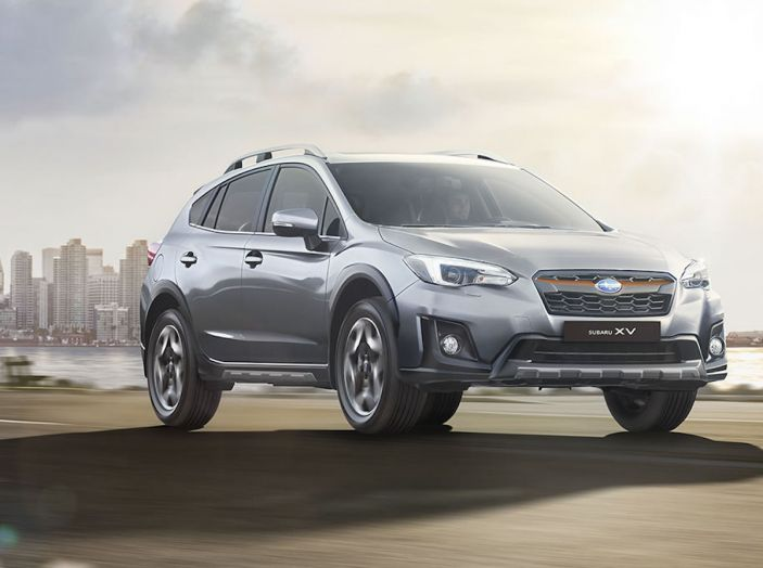 Nuovo Subaru XV 2018: prova su strada, opinione e prezzi - Foto 13 di 35