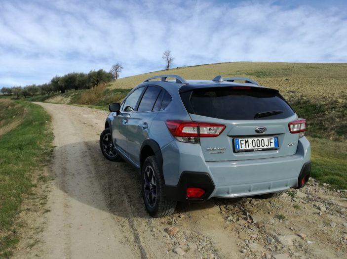 Nuovo Subaru XV 2018: prova su strada, opinione e prezzi - Foto 24 di 35
