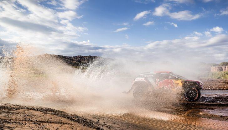 Dakar 2018 – La classifica dopo la tappa 12 - Foto 1 di 2