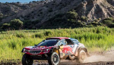 Dakar 2018 – A due giorni dall'arrivo, le Peugeot gestiscono la gara