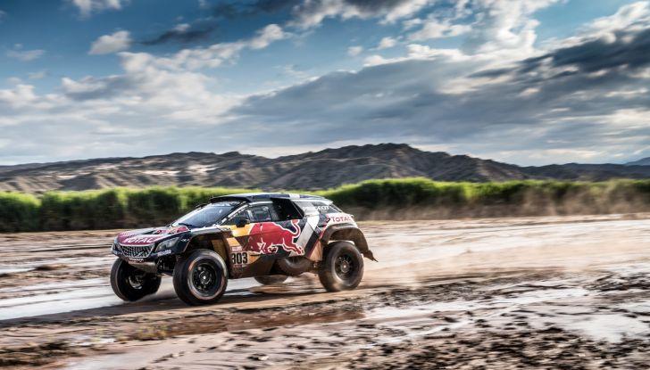 Dakar 2018 – La classifica dopo la tappa 12 - Foto 2 di 2