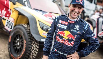 A poche ore dalla partenza della Dakar 2018, voce al team Peugeot