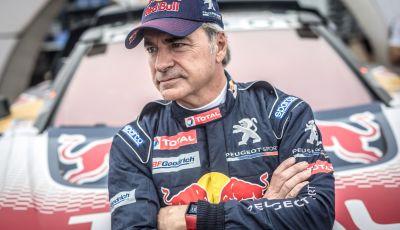 Dakar 2018 - il ritratto di Carlos Sainz (El Matador)