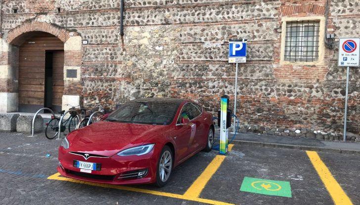 Ricariche gratis prorogate fino al 15 luglio per Tesla Model S ed X - Foto 5 di 13