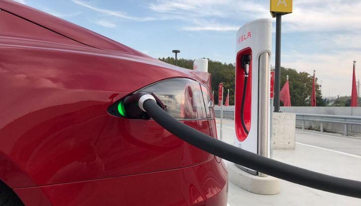 Tesla Model S MY 2019: l'autonomia sale fino a 610 km - Foto 3 di 15