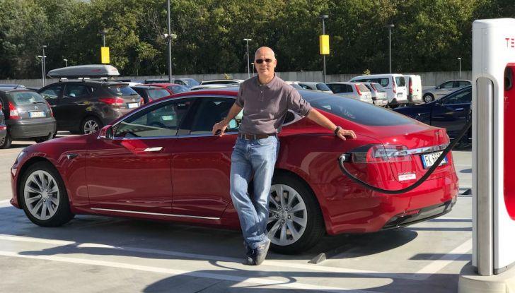 Tesla Model S MY 2019: l'autonomia sale fino a 610 km - Foto 15 di 15