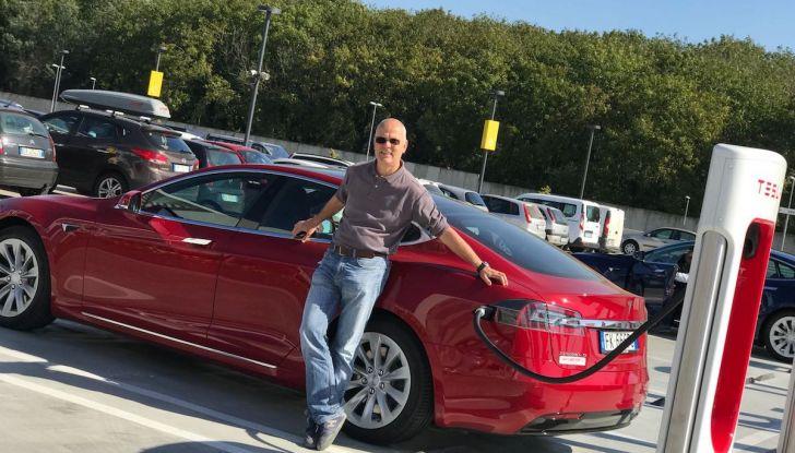 Tesla Model S MY 2019: l'autonomia sale fino a 610 km - Foto 2 di 15