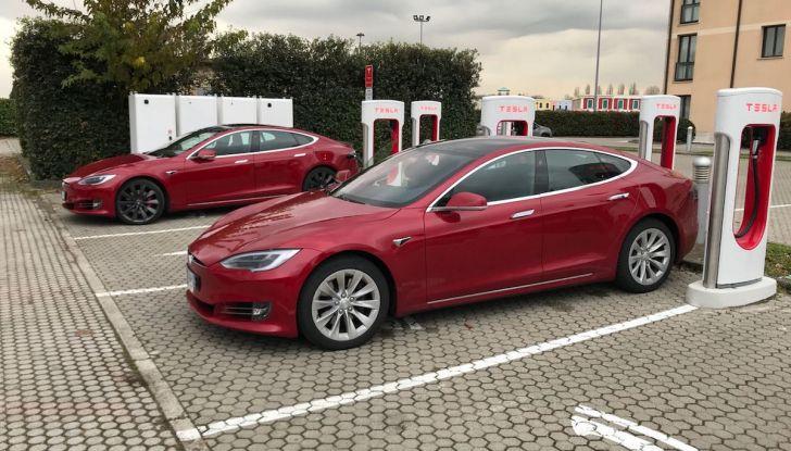 Ricariche gratis prorogate fino al 15 luglio per Tesla Model S ed X - Foto 9 di 13