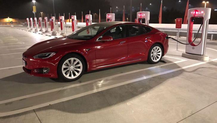 Tesla Model S MY 2019: l'autonomia sale fino a 610 km - Foto 12 di 15