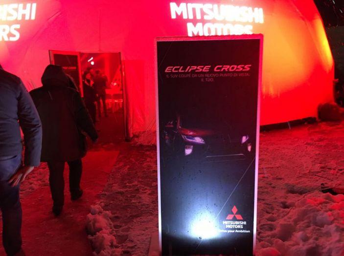 Test drive Mitsubishi Eclipse Cross, il Made in Japan per sfidare i giganti - Foto 41 di 44