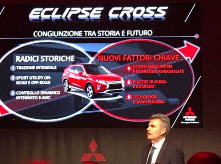 Test drive Mitsubishi Eclipse Cross, il Made in Japan per sfidare i giganti - Foto 42 di 44