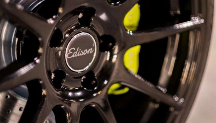 Vanderhall Edison 2, il triciclo elettrico da 180 CV - Foto 7 di 9