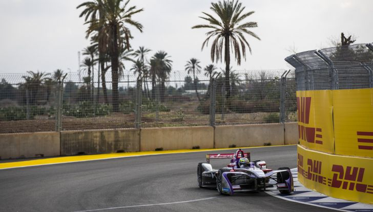 DS Virgin Racing protagonista ai Rookie Test di Marrakech - Foto 2 di 4