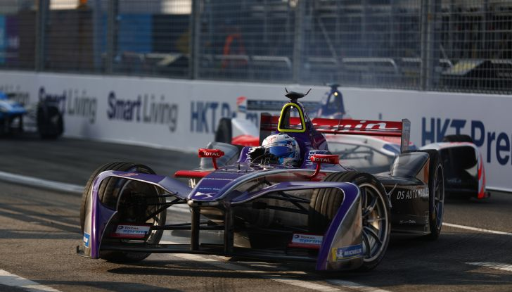 DS Virgin Racing, tutto pronto per Marrakesh - Foto 1 di 2