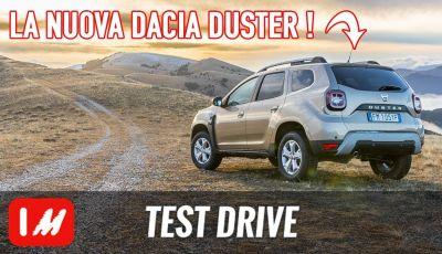 Nuova Dacia Duster 2018: UN SALTO IN AVANTI !