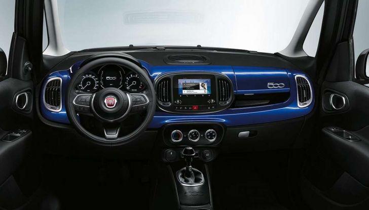 """Fiat 500 Mirror: lo """"specchio"""" di Apple e Android - Foto 9 di 15"""