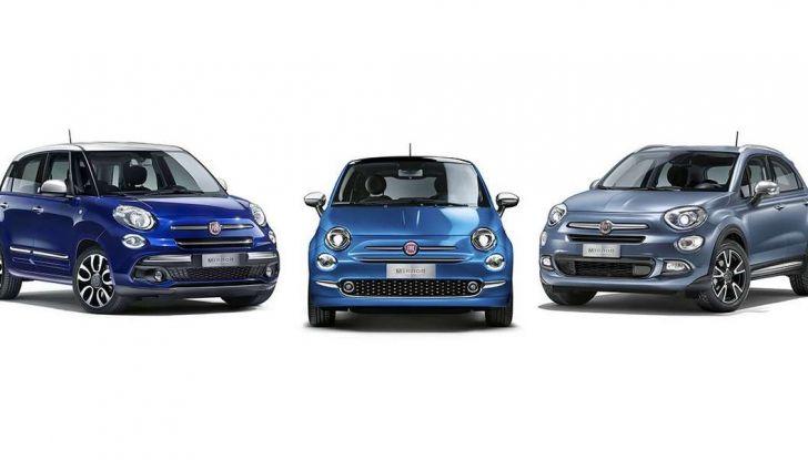 """Fiat 500 Mirror: lo """"specchio"""" di Apple e Android - Foto 1 di 15"""