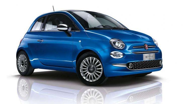 """Fiat 500 Mirror: lo """"specchio"""" di Apple e Android - Foto 2 di 15"""