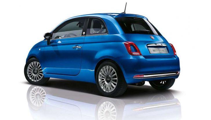 """Fiat 500 Mirror: lo """"specchio"""" di Apple e Android - Foto 12 di 15"""