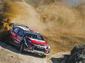 VIDEO – L'esordio di Mikkelsen con la C3 al Rally di Sardegna 2017