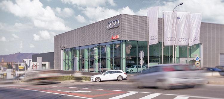 L'auto Spa - Audi