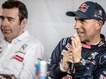 Dakar 2018 – VOCE al team Peugeot nella giornata di riposo