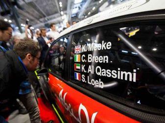 Le dichiarazioni dei Piloti Citroën dopo lo Shakedown