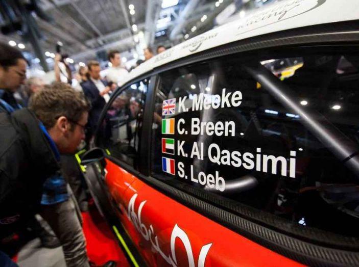 Le dichiarazioni dei Piloti Citroën dopo lo Shakedown - Foto 1 di 3