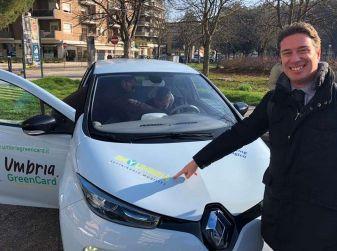 Mobilità elettrica e crowdfunding: SM(Y) UMBRIA raccoglie 120mila euro