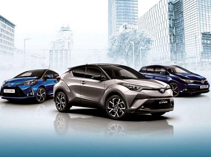 Toyota cambia tutto: dal 2018 niente più motori Diesel - Foto 3 di 5