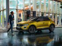 Volkswagen T-Roc 2018 presentato nelle concessionarie